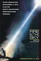 "Fire in the Sky - 11"" x 17"" - $15.49"