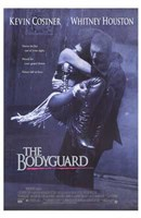 The Bodyguard Fine Art Print