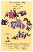 "Seventeen-Seventy-Six (1776) - 11"" x 17"""