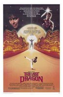 The Last Dragon Wall Poster