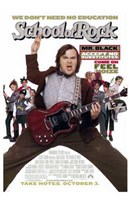 "The School of Rock - 11"" x 17"", FulcrumGallery.com brand"