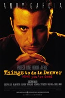 """Things to Do in Denver When You're Dead - 11"""" x 17"""" - $15.49"""