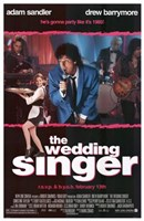 The Wedding Singer Wall Poster