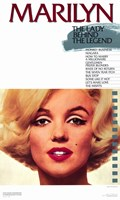 "Marilyn - style C, 1963, 1963 - 11"" x 17"""