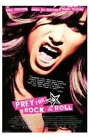 "Prey for Rock Roll - 11"" x 17"""