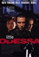 "Little Odessa - 11"" x 17"""