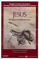 """Jesus The Film - 11"""" x 17"""""""
