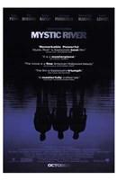 "Mystic River - reflections - 11"" x 17"""
