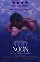 "Purple Noon Martin Scorsese - 11"" x 17"""