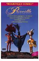 """Adventures of Priscilla - 11"""" x 17"""""""