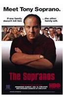 "Sopranos - 11"" x 17"""