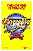 """Corvette Summer The Film - 11"""" x 17"""""""