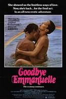 """Goodbye Emmanuelle, 1978, 1978 - 11"""" x 17"""""""