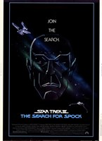 "Star Trek 3: The Search for Spock - 11"" x 17"" - $15.49"