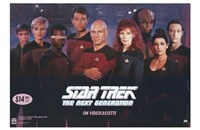 Star Trek: the Next Generation Wall Poster
