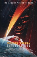 Star Trek: Insurrection Wall Poster