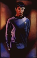Star Trek - Mr. Spock Wall Poster