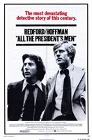 All the President's Men Fine Art Print
