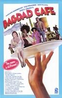 """Bagdad Cafe - 11"""" x 17"""" - $15.49"""