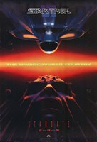 Star Trek 6: the Undiscovered Country 1991 Wall Poster