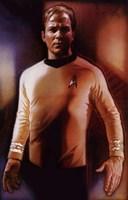 """Star Trek - Captain Kirk - 11"""" x 17"""""""