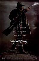 Wyatt Earp Framed Print