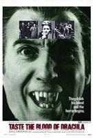 "Taste the Blood of Dracula - 11"" x 17"""