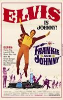 """Frankie and Johnny - 11"""" x 17"""" - $15.49"""