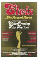 "Elvis Presley Film Festival - 11"" x 17"""