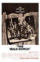 """The Wild Bunch - B&W - 11"""" x 17"""""""