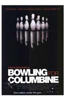 "Bowling for Columbine Film - 11"" x 17"""