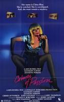 "Crimes of Passion - 11"" x 17"" - $15.49"