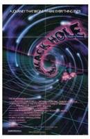 "The Black Hole Psychodelic - 11"" x 17"" - $15.49"