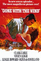 """Gone with the Wind - clark gable - 11"""" x 17"""" - $15.49"""