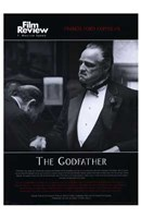 The Godfather Film Review Wall Poster