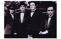 "17"" x 11"" Godfather Pictures"