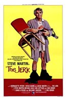 "The Jerk - 11"" x 17"", FulcrumGallery.com brand"