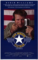 Good Morning Vietnam Wall Poster