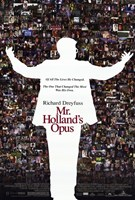 "Mr Holland's Opus - 11"" x 17"""