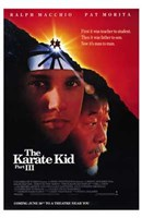 The Karate Kid: Part 3 Fine Art Print