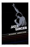 "Jazz Singer - 11"" x 17"""
