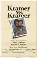 """Kramer Vs Kramer - 11"""" x 17"""""""