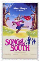 """Song of the South Brer Rabbit - 11"""" x 17"""""""