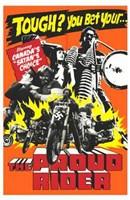 "The Proud Rider - 11"" x 17"" - $15.49"