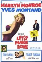 """Let's Make Love - 11"""" x 17"""""""