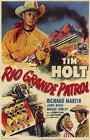 """Rio Grande Patrol - 11"""" x 17"""""""