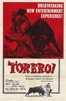 """Torero! - 11"""" x 17"""""""