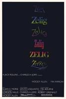"""Zelig - 11"""" x 17"""""""