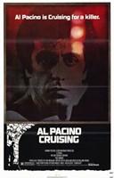 "Cruising Al Pacino - 11"" x 17"", FulcrumGallery.com brand"