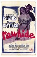 "Rawhide - 11"" x 17"""